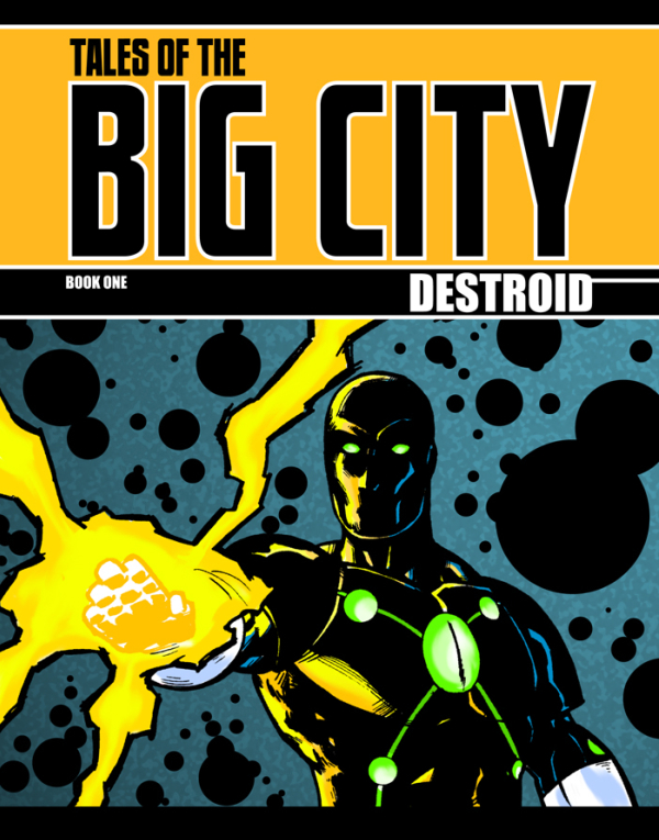 Tales of the Big City - Cover