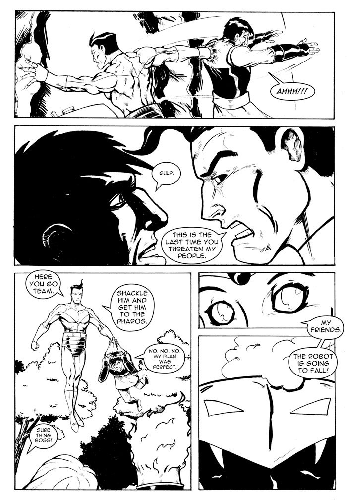 Tales of the Big City – Book One – Page 14
